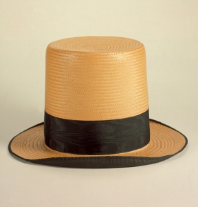 Man's Chip Hat