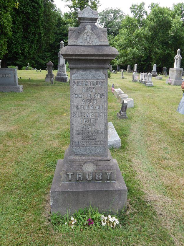 Old Apollo Cemetery, Apollo, PA