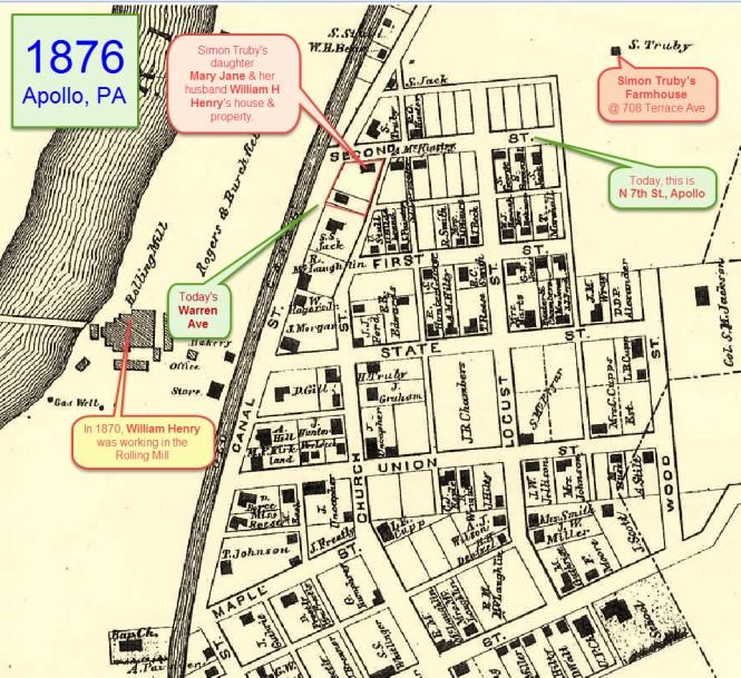 1876-MaryJane&WmHenryMap